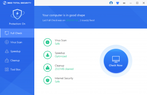360 Total Security 10.2.0.1281 Crack + Premium 2020 With License Key