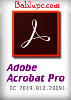 Adobe Acrobat Pro DC 2019 Crack Mac OS X (2019.010.20091) Full