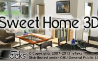 Sweet Home 3D 6.4.2 Crack & Keygen Free Version Download