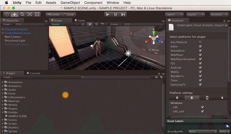 Unity 2020.1.4 Latest Crack Full With Serial key Free 2020 [Windows+Mac]