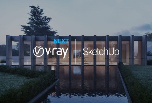 VRay 4 Crack For SketchUp + Full Version With License Key 2020