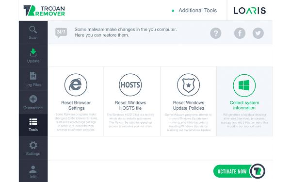 Loaris Trojan Remover Crack 3.1.44.1529 + License Key 2020 Latest Version
