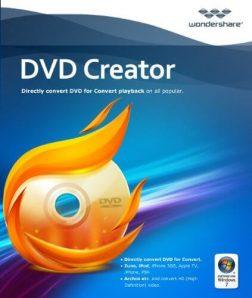 Wondershare DVD Creator 6.3.2.175 Crack + Key 2020 Latest Download 2020
