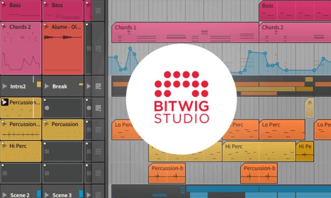 Bitwig Studio 3.2.7 Crack + Serial Key Full Torrent Latest Version 2020
