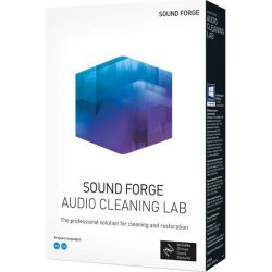 Magix Sound Forge Audio Cleaning Lab Crack v24.0.1.16 Full Download 2020