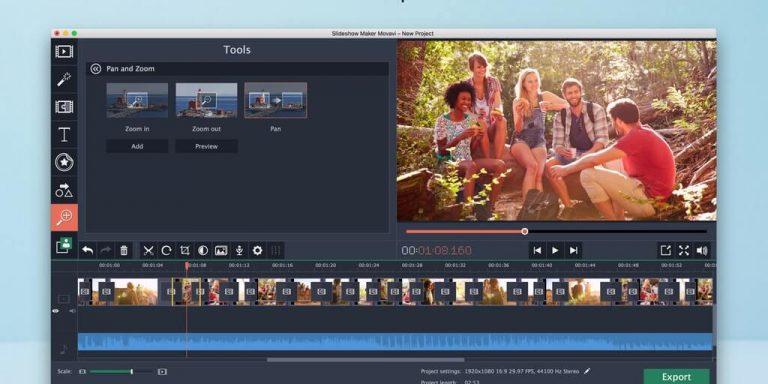 Movavi Slideshow Maker 6.7.0 Crack + Activation Key Latest 2020 {Mac+Win}