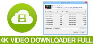 4k Video Downloader 4.16.3 Crack + License Key 2021 (Win/Mac)