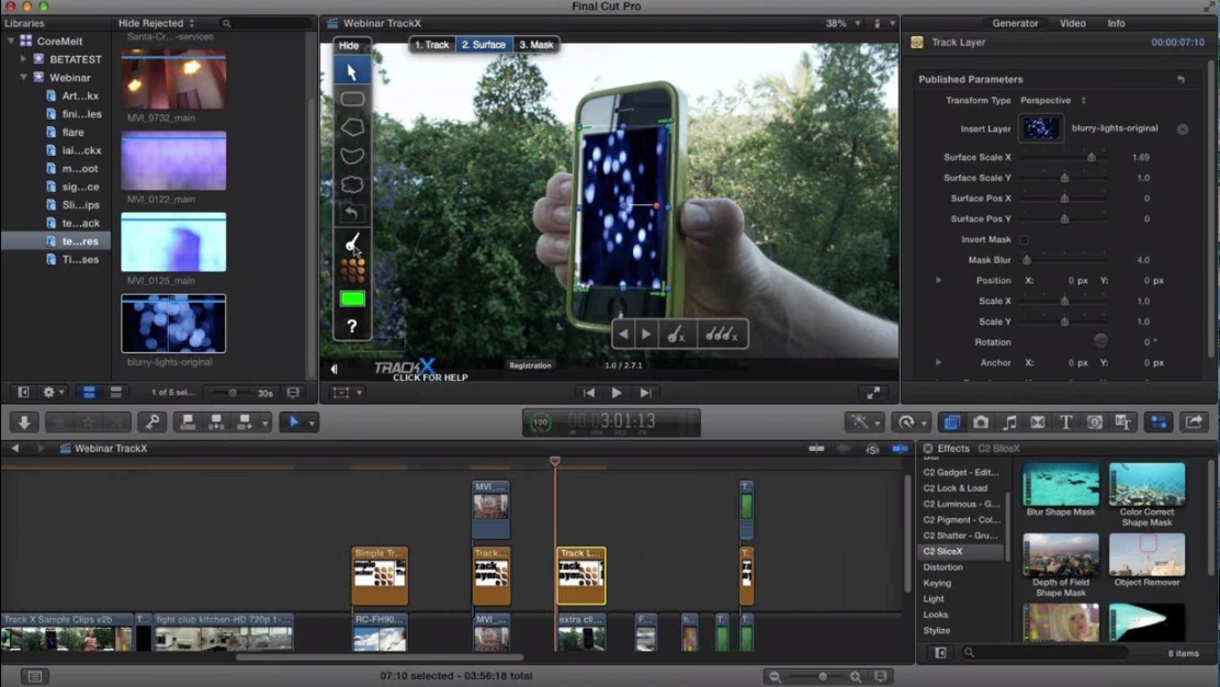 Final Cut Pro X 10.5.1 Crack + Torrent Free Download Latest Version 2021