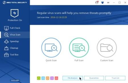 360 Total Security 10.8.0.1310 Crack + Premium Key 2021