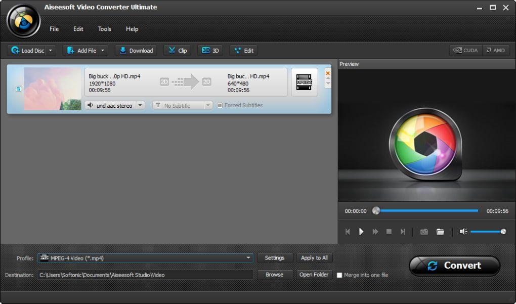 Aiseesoft Video Converter Ultimate 10.1.20 Crack [2021] New