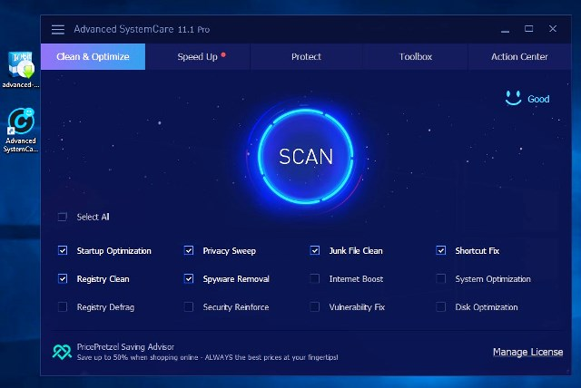 Advanced SystemCare Pro 14.3.0 Crack + License Key 2021 (Updated)