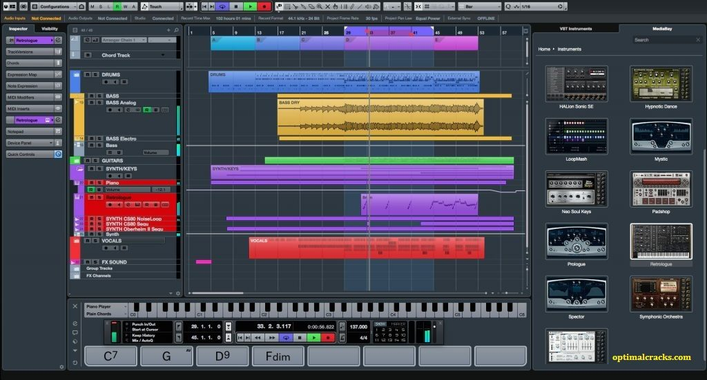 Cubase Pro 11.3 Crack + Serial & Activation Code Free (2021] Latest