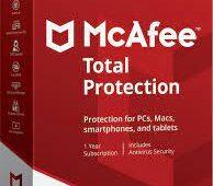McAfee LiveSafe 16.0 R28 Crack + Activation Key [2021] Free Download