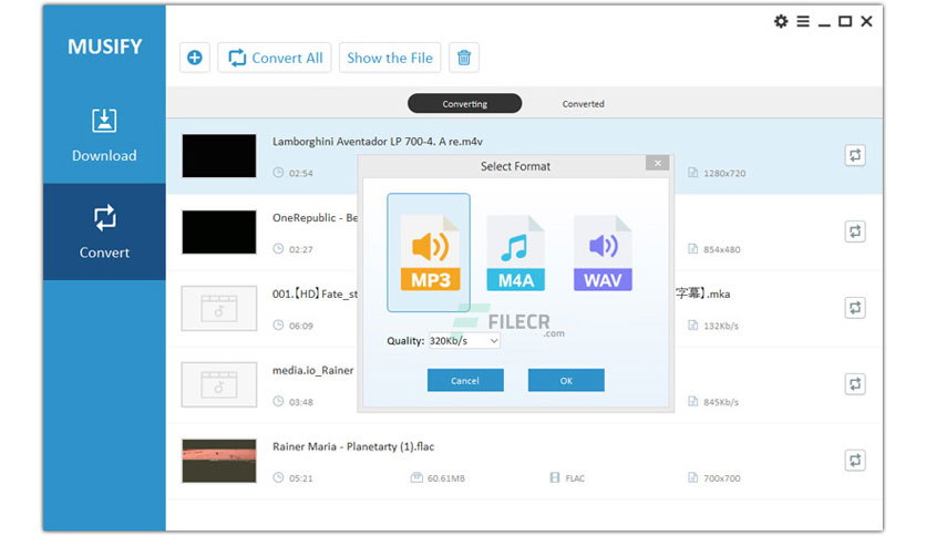 Musify 2.1.7 Crack + Full Version Free Download [2021] Latest