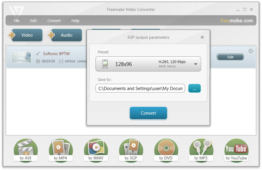 Freemake Video Converter 4.1.12.81 Crack + Serial Key Free 2021 Latest