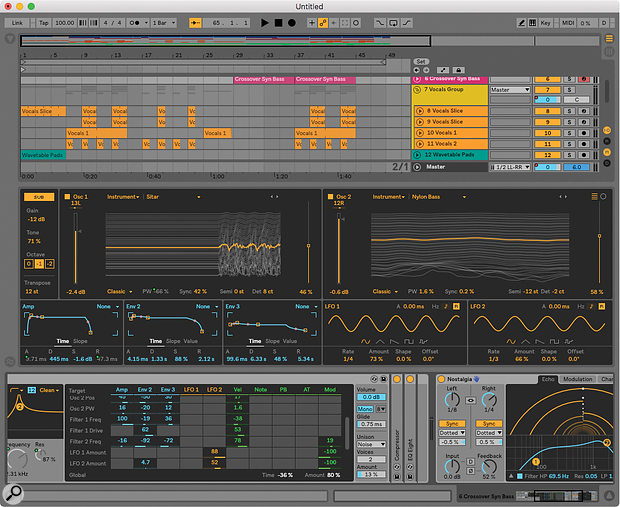 Ableton Live 11.0.2 Crack [Keygen] + Full Torrent Free Download 2021