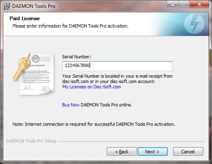 DAEMON Tools Pro 8.3.0.0767 Full Crack + Serial Key Free [Latest] 2021