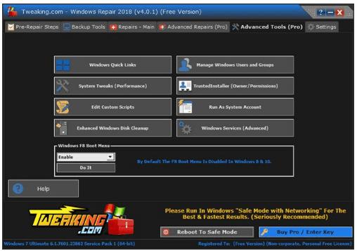 Windows Repair Pro 4.11.3 Crack + Activation Key {2021} Free