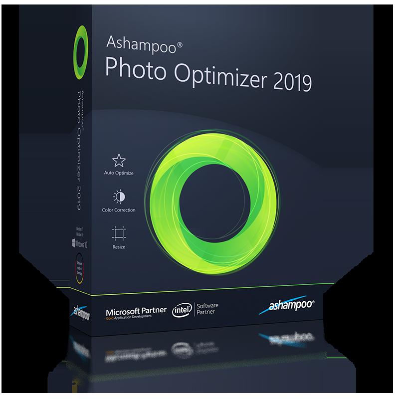 Ashampoo Photo Optimizer 8.2.3 Crack With License Key [2021] Full Free