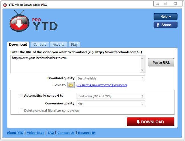 YTD Video Downloader Pro 7.3.23 Crack + License Key 2021 Is Here