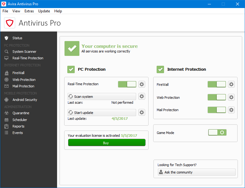 Avira Antivirus Pro 15.0.2104.2083 Crack Activation Code Free {2021} New