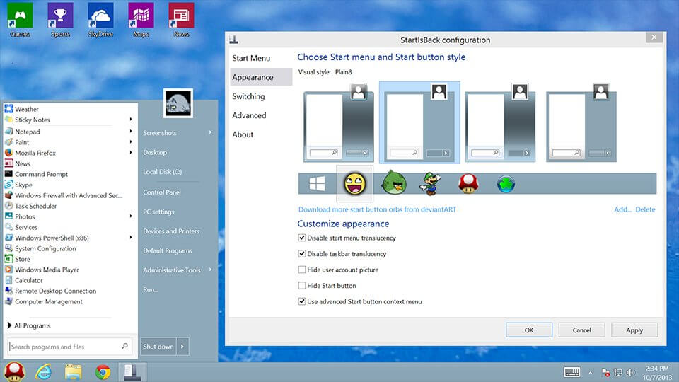 StartIsBack++ 2.9.14 Full Cracked With [Latest-Version] Free Download