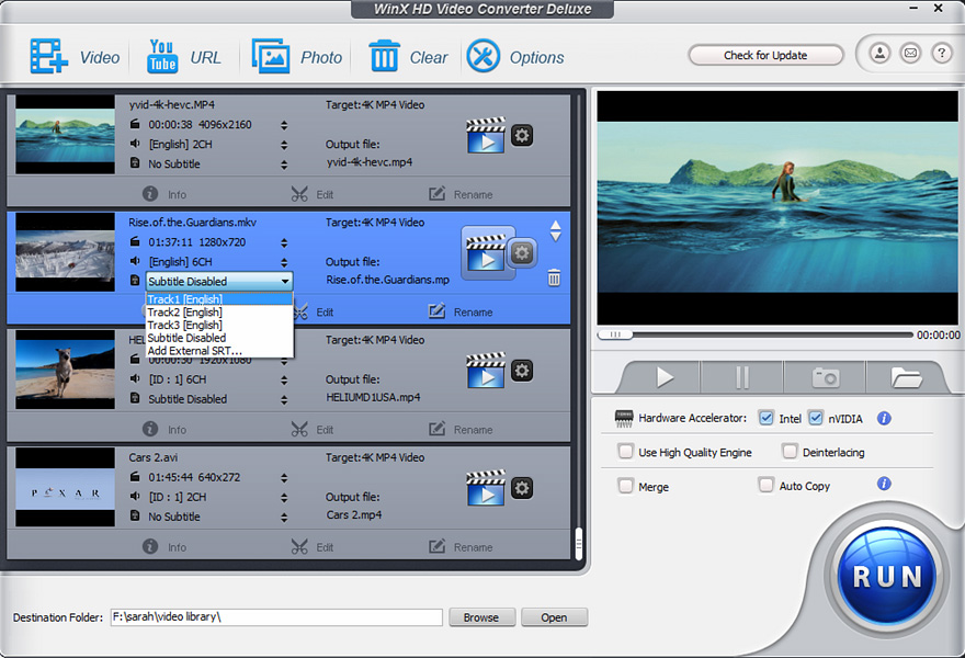 WinX HD Video Converter Deluxe 5.16.2.332 Crack Latest 2021 Is Here