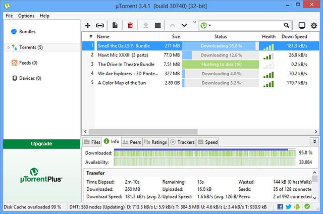 uTorrent Pro 3.5.5 Build 45988 Crack + Activated Free 2021 [Newest]