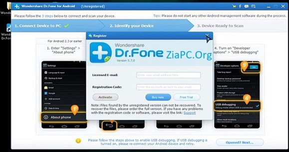 Wondershare Dr.Fone V11.3.0.443 Crack + Keygen Free Download {2021}